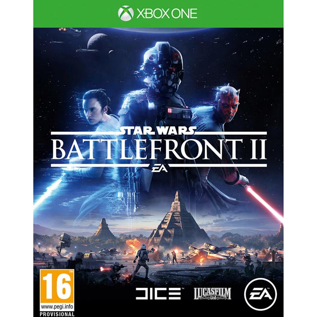 Star Wars: Battlefront II for Xbox One - M1RESEELE12161 - 1