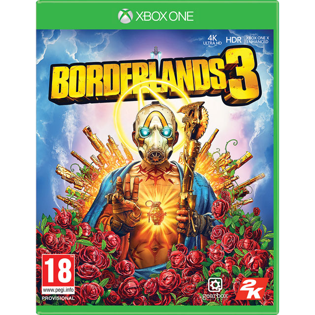 Borderlands 3 for Xbox One [Enhanced for Xbox One X] - M1RESETAE36144 - 1