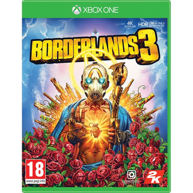 Borderlands 3 for Xbox One [Enhanced for Xbox One X]