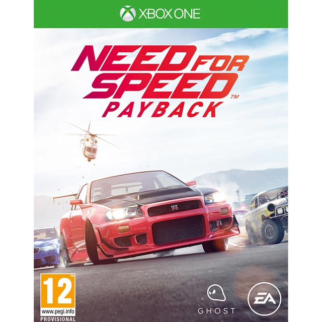 Need For Speed Payback for Xbox One - M1RESIELE12156 - M1RESIELE12156 - 1