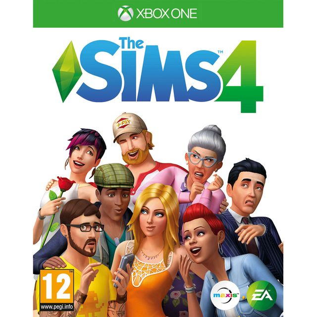The Sims 4 for Xbox One - M1RESIELE12240 - 1