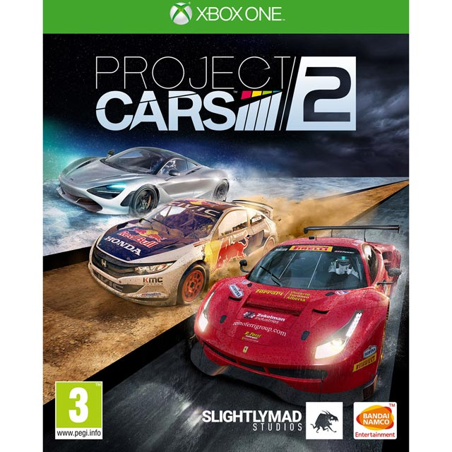 Project Cars 2 for Xbox One - M1RESIINF99353 - 1