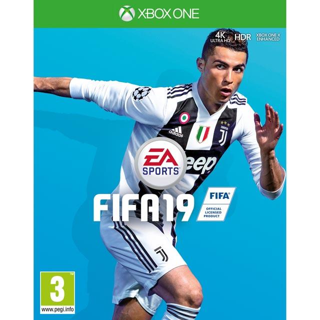 Xbox Games FIFA M1RESSELE12192 Games