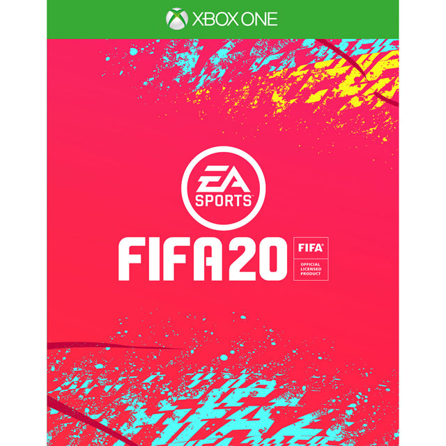 FIFA 20 for Xbox One [Enhanced for Xbox One X]