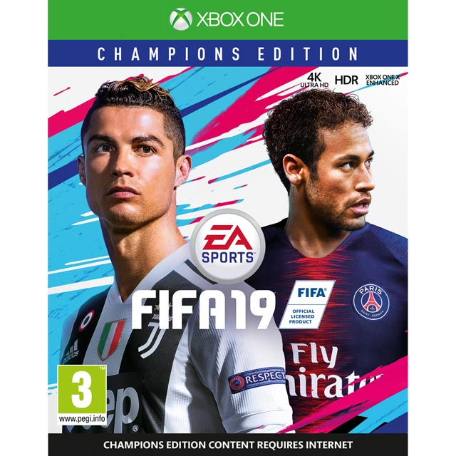 FIFA 19 Champions Edition for Xbox One