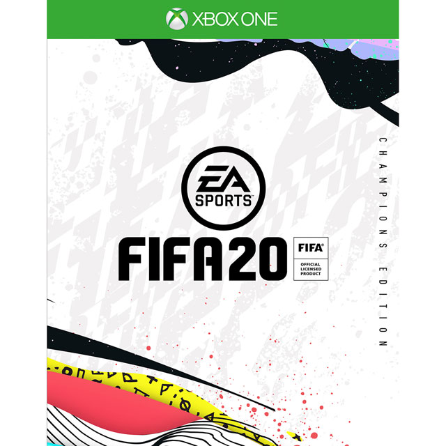 FIFA 20 Champions Edition for Xbox One [Enhanced for Xbox One X] - M1RESSELE12349 - 1