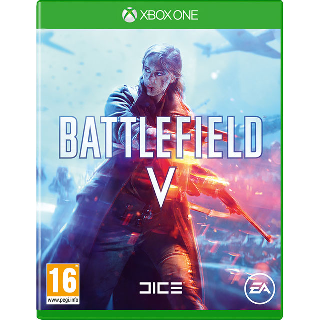 Battlefield V for Xbox One - M1REWGELE12228 - M1REWGELE12228 - 1