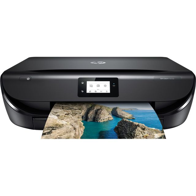 HP Envy 5030 Inkjet Printer - Black - M2U92B#BHC - 1