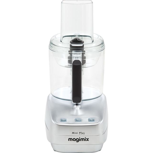 Magimix Le Mini 18260 1.7 Litre Food Processor With 10 Accessories - Satin Steel