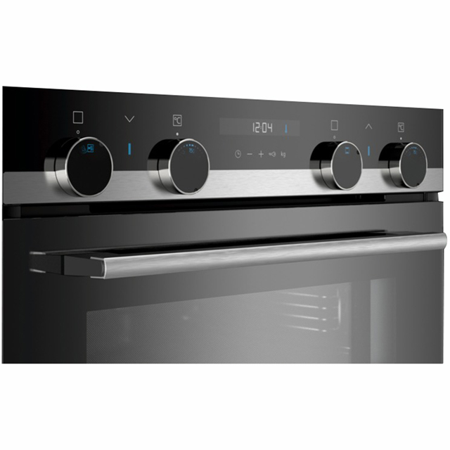 Siemens IQ-500 MB557G5S0B Built In Double Oven - Stainless Steel - MB557G5S0B_SS - 4