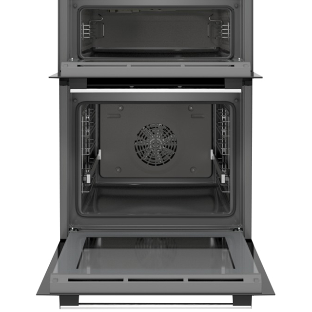 Bosch Serie 6 MBA5350S0B Built In Double Oven - Stainless Steel - MBA5350S0B_SS - 4