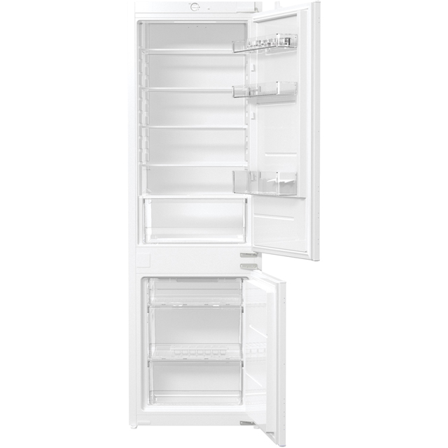 Fridgemaster MBC54260 Integrated 70/30 Fridge Freezer - White - A+ Rated Best Price, Cheapest Prices