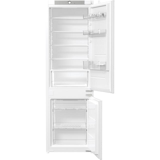 Fridgemaster MBC54260 Integrated 70/30 Fridge Freezer - White - A+ Rated