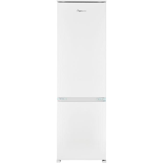 Fridgemaster MBC55275 Integrated Fridge Freezer in White