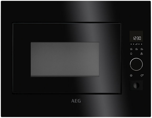 AEG MBE2658S-B Built In Microwave - Black - MBE2658S-B_BK - 1
