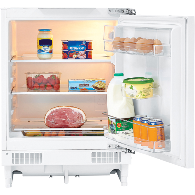 Fridgemaster MBUL60133M Built Under Fridge - White - MBUL60133M_WH - 1