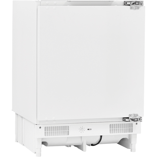 Fridgemaster MBUZ6097M Built Under Under Counter Freezer - White - MBUZ6097M_WH - 3