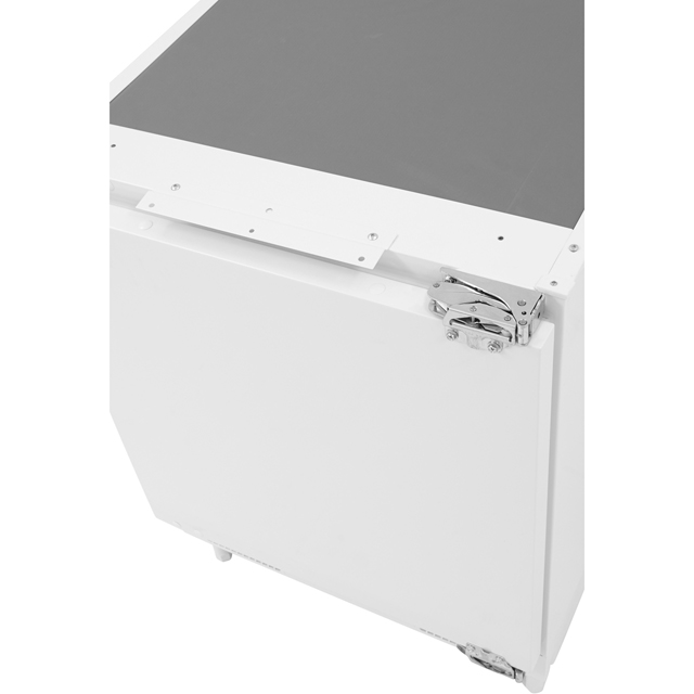 Fridgemaster MBUZ6097M Built Under Under Counter Freezer - White - MBUZ6097M_WH - 4