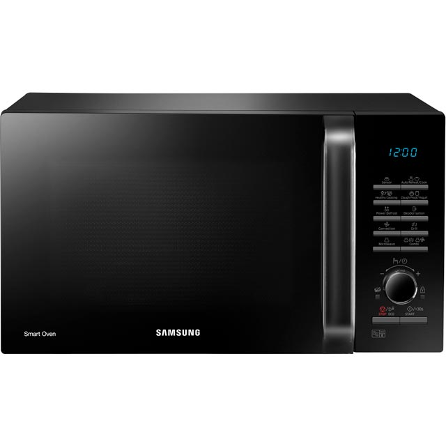 Samsung Smart Oven MC28H5125AK 28 Litre Combination Microwave Oven - Black - MC28H5125AK_BK - 1