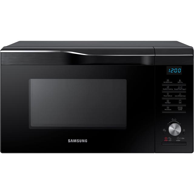 Samsung Easy View™ MC28M6055CK 28 Litre Combination Microwave Oven - Black - MC28M6055CK_BK - 1