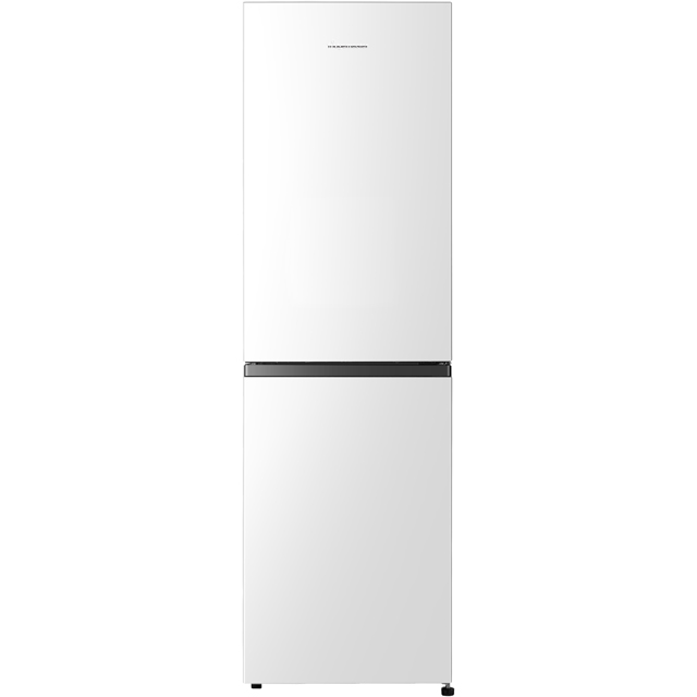 Fridgemaster MC55251M 50/50 Frost Free Fridge Freezer - White - A+ Rated - MC55251M_WH - 1