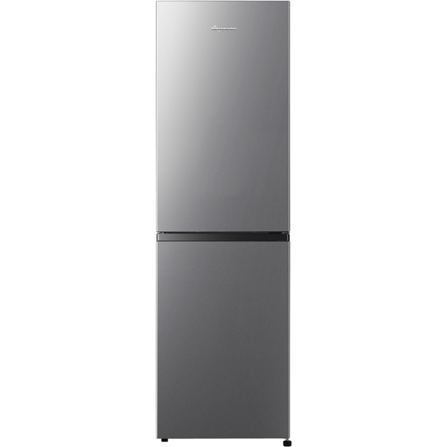 Fridgemaster MC55251MS 50/50 Frost Free Fridge Freezer - Silver - A+ Rated - MC55251MS_SI - 1