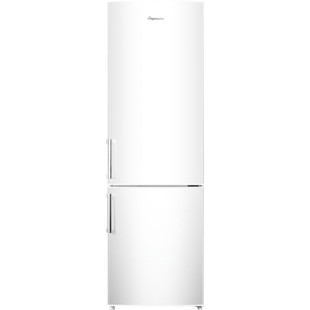 Fridgemaster MC55264 70/30 Fridge Freezer - White - A+ Rated - MC55264_WH - 1