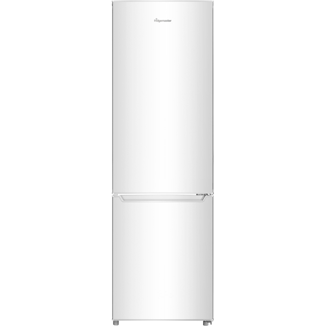 Fridgemaster MC55264A 70/30 Fridge Freezer - White - MC55264A_WH - 1