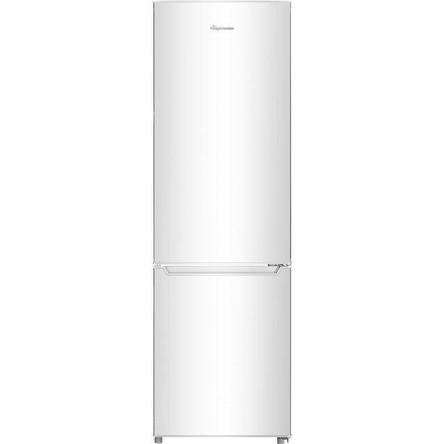 Image of Fridgemaster MC55264AF 70/30 Fridge Freezer - White - A+ Rated