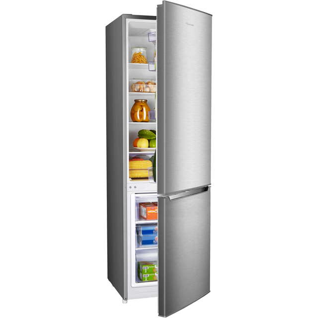 Fridgemaster MC55264A 70/30 Fridge Freezer - White - MC55264A_WH - 4