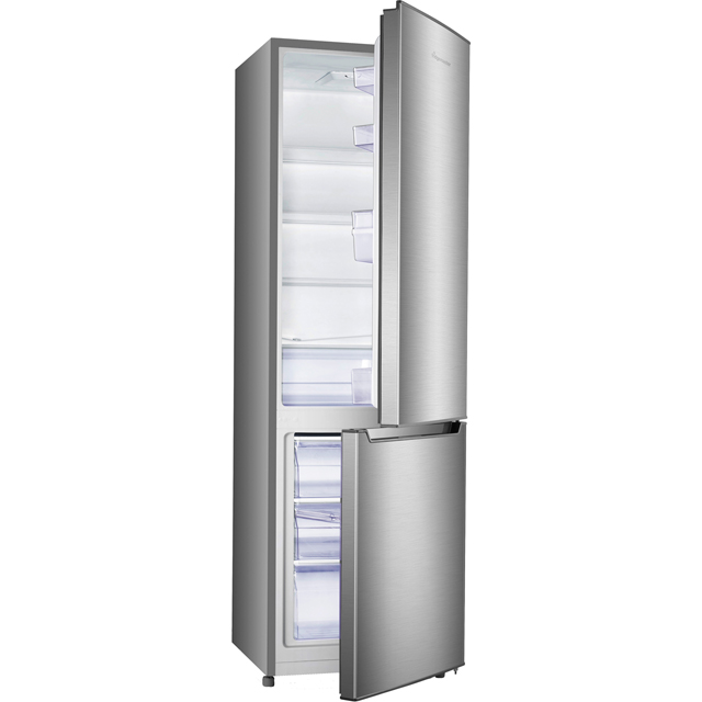 Fridgemaster MC55264A 70/30 Fridge Freezer - White - MC55264A_WH - 5