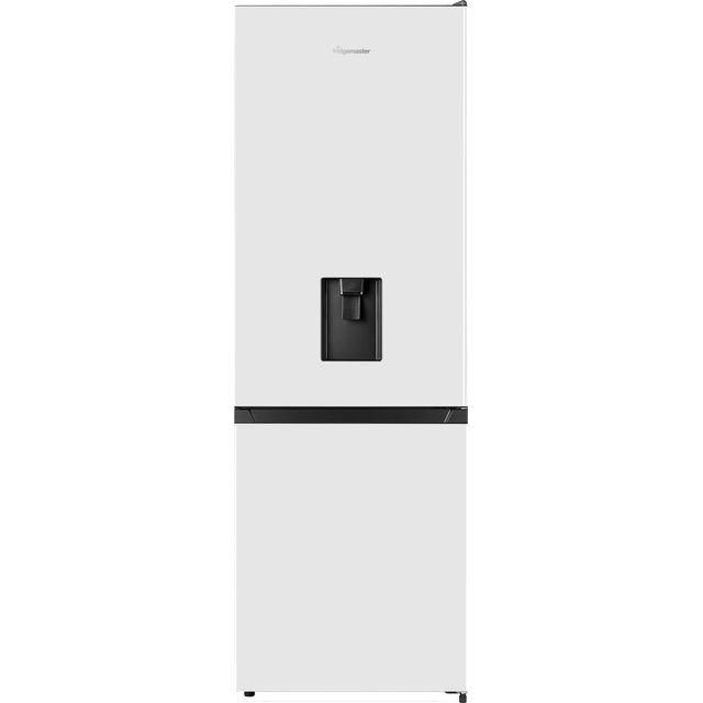 Image of Fridgemaster MC60287D 70/30 Frost Free Fridge Freezer - White - A+ Rated