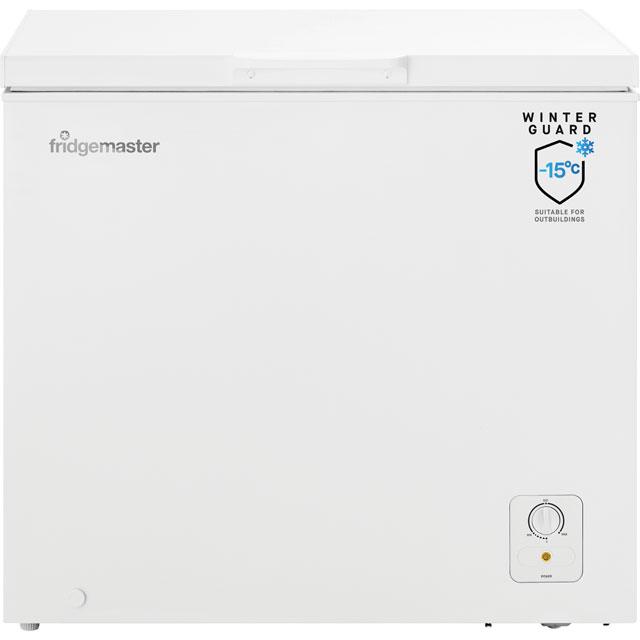 Fridgemaster MCF194 Chest Freezer - White - A+ Rated