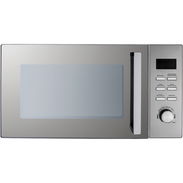 Beko MCF25210X 25 Litre Combination Microwave Oven - Stainless Steel - MCF25210X_SS - 1