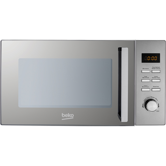 Beko MCF28310X 28 Litre Conventional Oven / Grill - Silver - MCF28310X_SI - 1