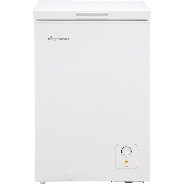 Fridgemaster MCF96 Chest Freezer - White - MCF96_WH - 1