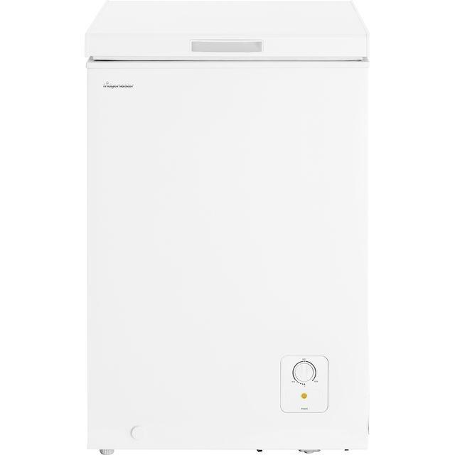 Fridgemaster MCF96 Chest Freezer - White - A+ Rated