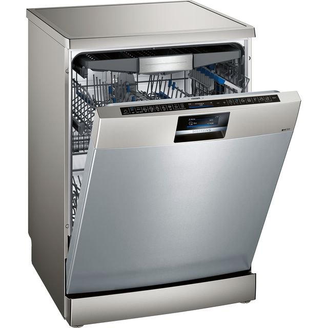 Siemens IQ-700 SN27YI01CE Wifi Connected Standard Dishwasher - Stainless Steel - B Rated