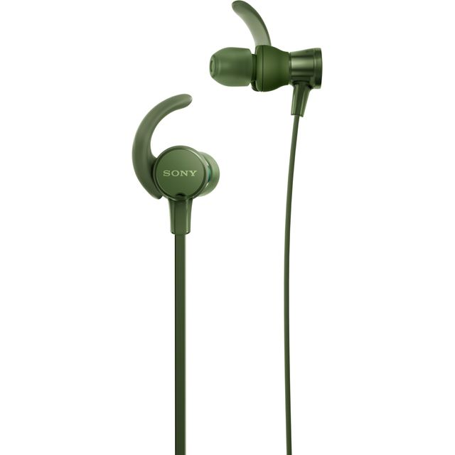 Sony In-Ear Sports Headphones - Green