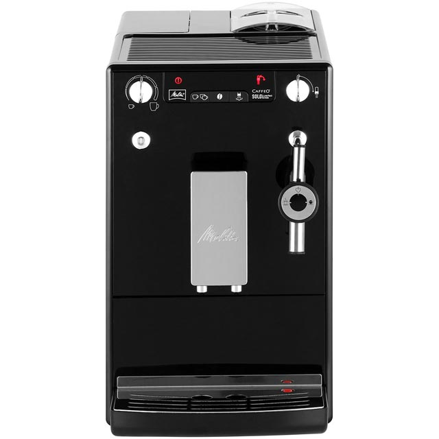 Melitta Caffeo Solo & Perfect Milk 6679163 Bean to Cup Coffee Machine - Black