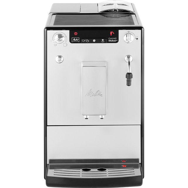Melitta Caffeo Solo & Perfect Milk 6679170 Bean to Cup Coffee Machine - Silver