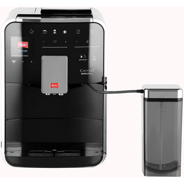 Melitta Caffeo Barista TS 6758350 Bean to Cup Coffee Machine - Black