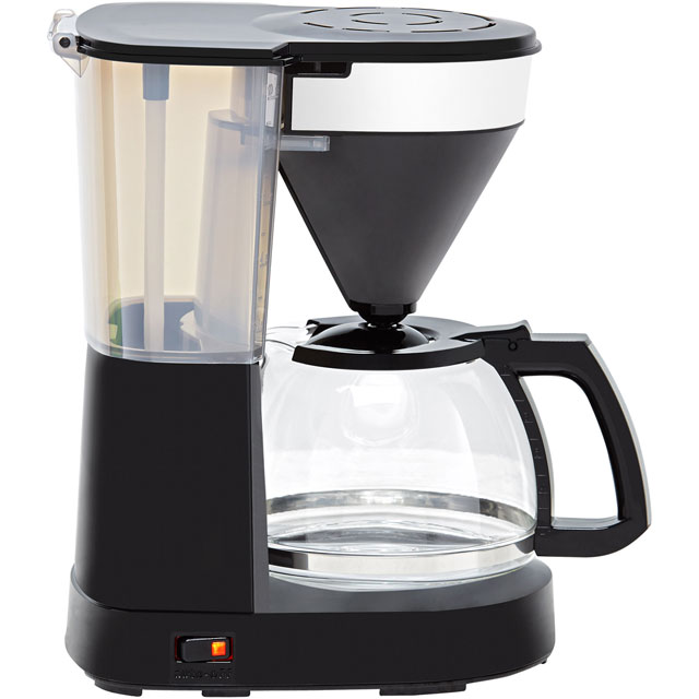 Melitta EasyTop II Black 1023-04 6762889 Filter Coffee Machine - Black - 6762889_BK - 1