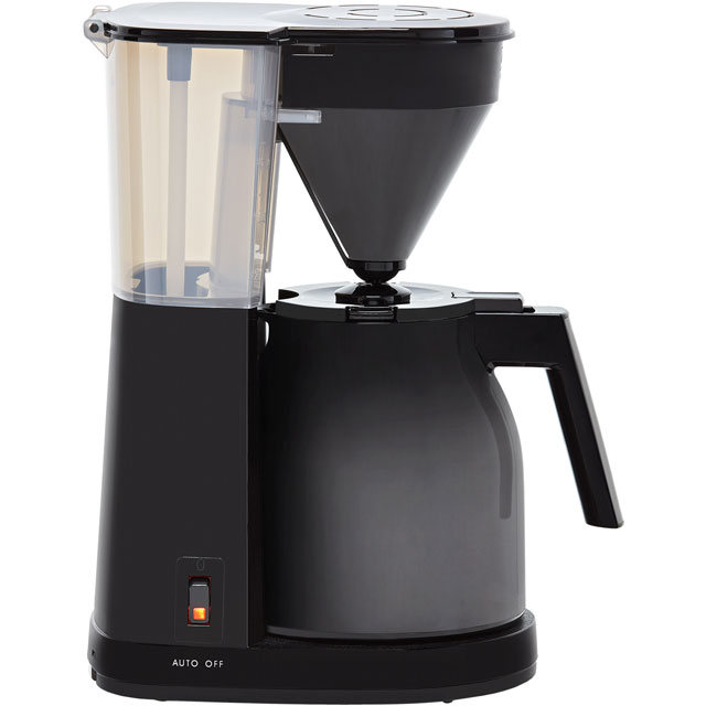 Melitta Easy Therm II 1023-06 6762893 Filter Coffee Machine - Black - 6762893_BK - 1