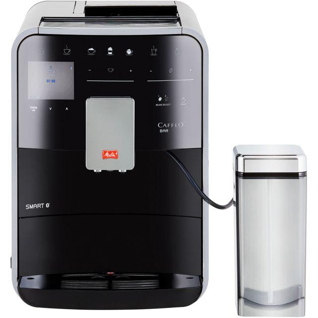 Melitta Barista TS Smart 6764549 Bean to Cup Coffee Machine - Black