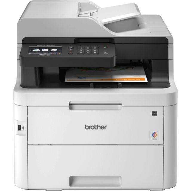 Image of Brother MFC-L3750CDW Laser Printer - Grey