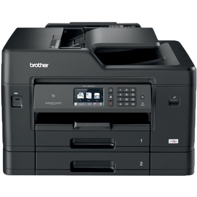 Brother MFC-J6930DW A3 Inkjet Printer - Black - MFCJ6930DW - 1