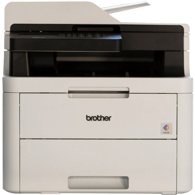 Brother MFC-L3710CW Laser Printer - Grey