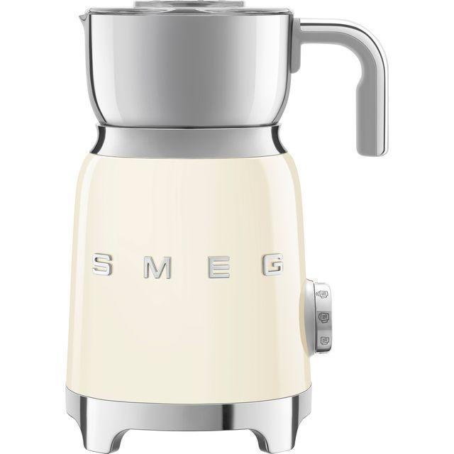 Smeg 50's Retro MFF01CRUK Milk Frother - Cream