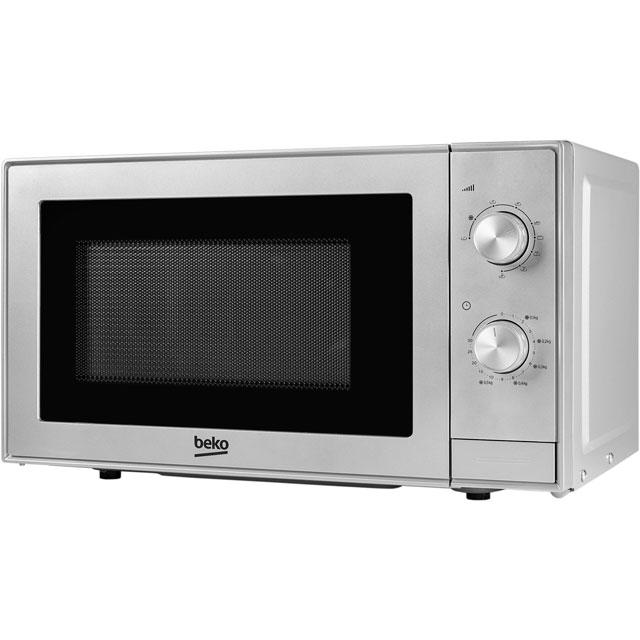 Beko MOC20100S 20 Litre Microwave - Silver